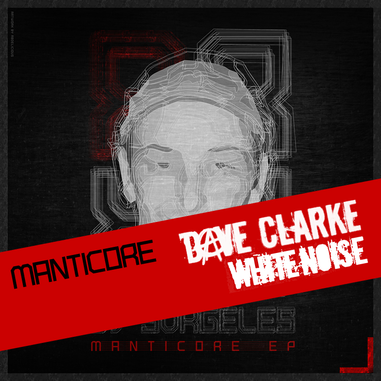 "DJ Surgeles @ Dave Clarke's White Noise with his ""Manticore EP"""