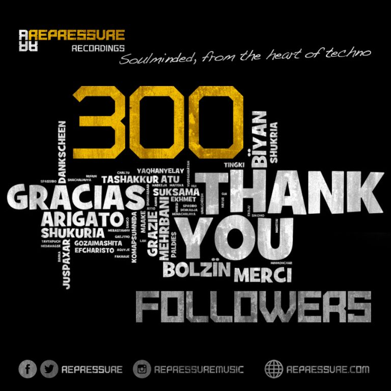 300 Followers . . . Thank you!!!